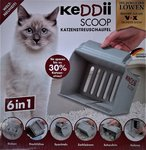 Cat litter scoop Keddii Scoop