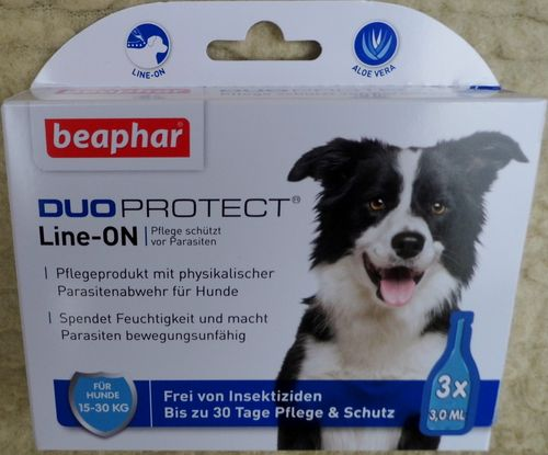 Beaphar Duo Protect Line On für Hunde